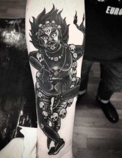 Tattoo by Tane | Tattoo Machine Studio