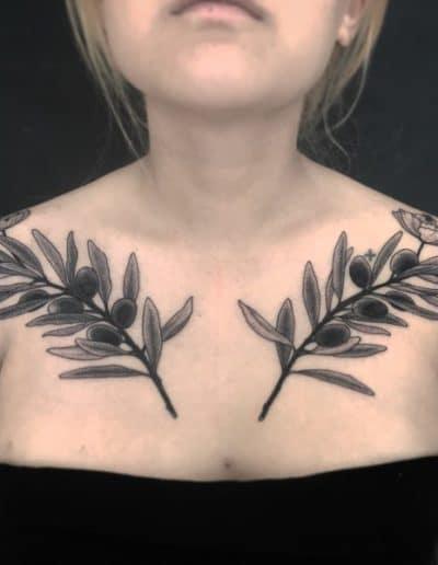 Tattoo by Tane   Tattoo Machine Studio