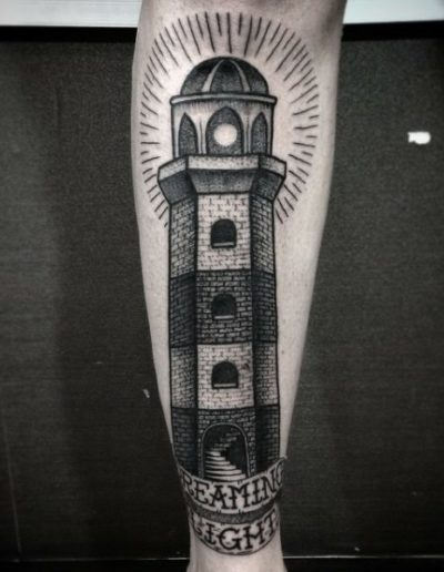 Tattoo by Ans | Tattoo Machine Studio