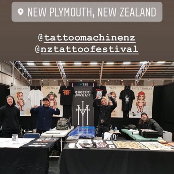 NZ Tattoo & Art Festival 2018, New Plymouth