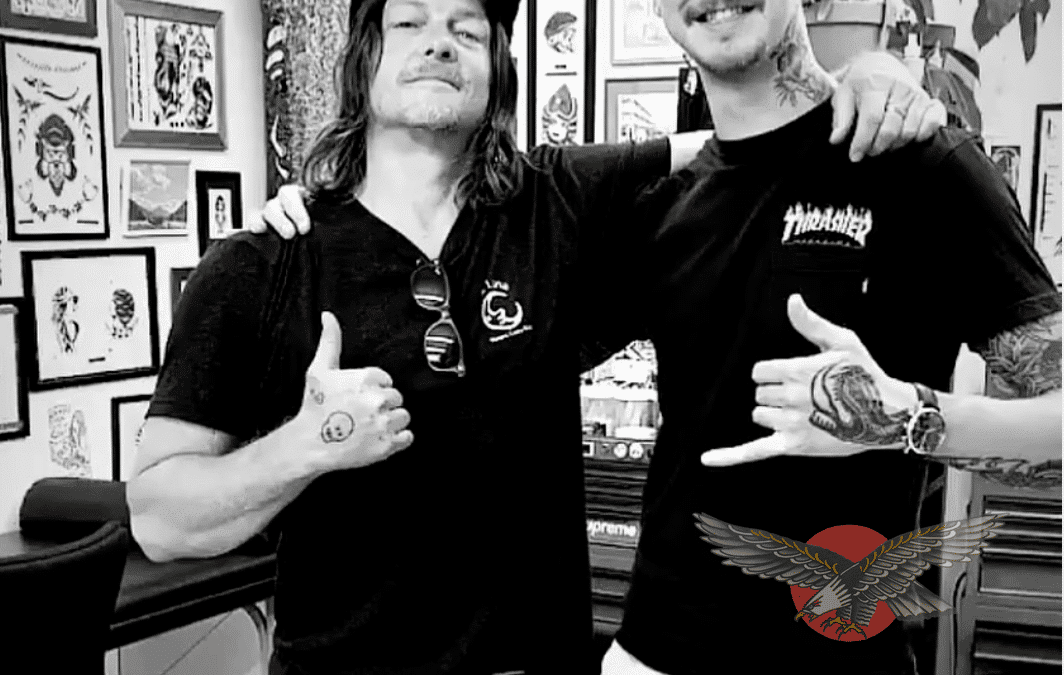 When Norman Reedus came to town…